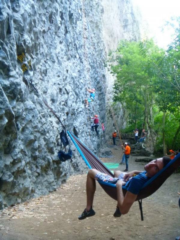 Escalada Cachi Rock Climbing - Cartago, Costa Rica - Operador de ...