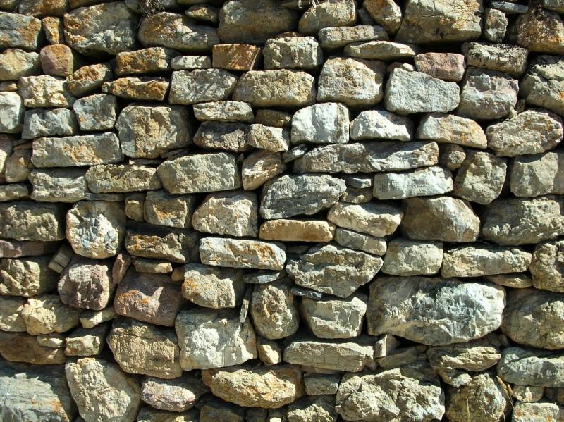 Muros de piedra trabajos en piedra heredia - Muros de piedra construccion ...